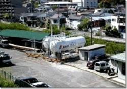 LPガス販売管理施設及び充填施設