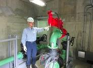 ガス供給設備の維持管理